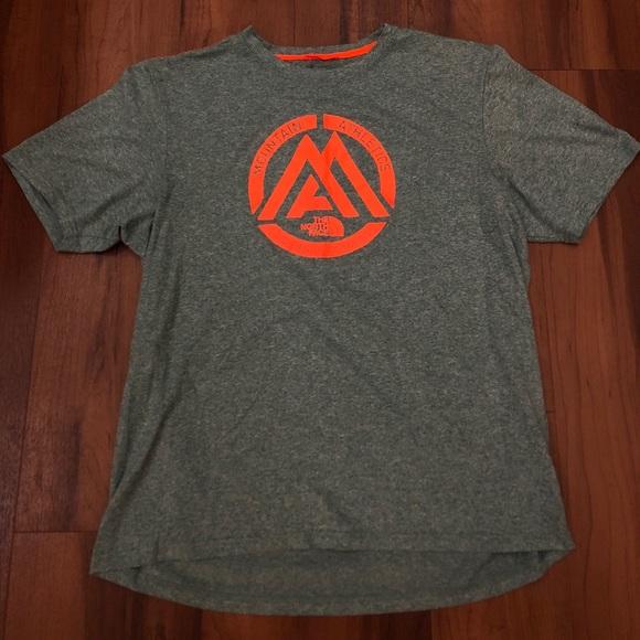 The North Face Shirts Soft T Shirt M Poshmark